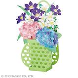 サンリオ 初夏の花とあみかご 421774│カード・ポストカード グリーティングカード