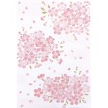サンリオ 流水に桜 425001│カード・ポストカード グリーティングカード