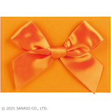 サンリオ オレンジリボン 617571│カード・ポストカード グリーティングカード
