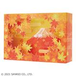 サンリオ(SANRIO) 立体カード 富士山と紅葉 888206│カード・ポストカード グリーティングカード