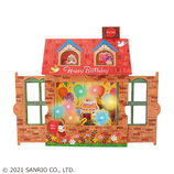 サンリオ(SANRIO) 立体ライト&メロディーカード 赤い屋根の家 888885│カード・ポストカード グリーティングカード