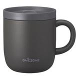 オンドゾーン(ON℃ZONE) 猫舌専科マグ 260mL OZNM260BLK ブラック│食器・カトラリー マグカップ・コーヒーカップ