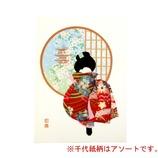 福井朝日堂 押絵人形 五重の塔 F38-01