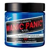 マニックパニック ヘアカラークリーム アトミックターコイズ