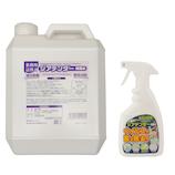 ジアテンダー 除菌水 詰替え用 空容器付 4L