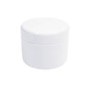 カミオカ 詰替容器 ジャー 100g ホワイト AS│メイク道具・化粧雑貨 詰め替え容器