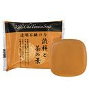 渋柿と茶の葉石鹸 柿茶タンニンソープ 20g