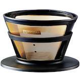 コレス ゴールドフィルター 2~8杯用│茶器・コーヒー用品 コーヒードリッパー・フィルター