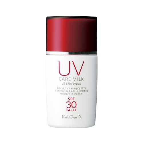 Koh Gen Do UVケアミルク 25ml