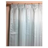 <東急ハンズ> 1級遮光、遮熱カーテン CLC 遮光 遮熱 ステップ ブルー 120×200 1枚入り画像