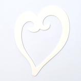 シエル イニシャルカード heart