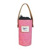 アットファースト(AtFirst) グレイニープレーン ボトルケース AF5958 ピンク│水筒・魔法瓶 ペットボトルカバー