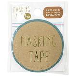 ワールドクラフト マスキングテープ 4mm W02-MK-T0073 ボーダー