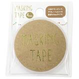 ワールドクラフト マスキングテープ 4mm W02-MK-T0079 デコレーション