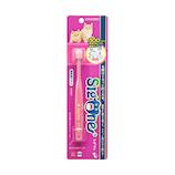 シグワン 猫用歯ブラシ クリアピンク(半透明)│オーラルケア・デンタルケア 歯ブラシ