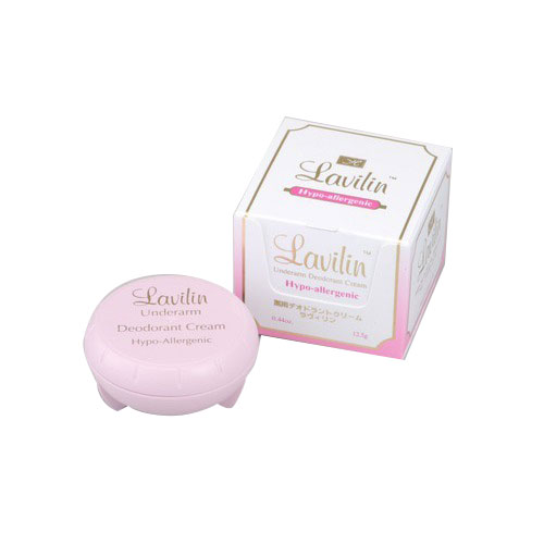 ラヴィリン 薬用デオドラントクリーム 12.5g