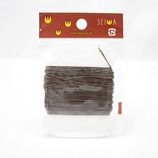 スム-ス糸 細茶 0.8ミリ