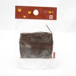 セイワ スーパースムース糸 茶 0.6ミリ