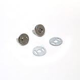誠和 ミニマグネ M-5 N 外径12mm 1組入│レザークラフト用品 皮革用金具