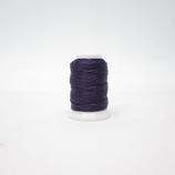 Wロー引き糸  紫 0番手