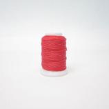 Wロー引き糸  ピンク 0番手