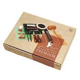 セイワ(SEIWA) 革の手縫い工具18点セット 「プレミアム」 │レザークラフト用品 皮革用工具