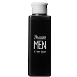 24hcosme 24メンズ クリアソープ 145mL│メンズコスメ・男性化粧品 男性用洗顔料