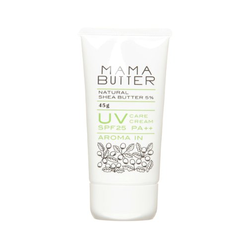 ママバター UVケアクリーム アロマイン