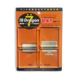 IBDragon7 超強力耐震マット 5mm厚×50mm角 4枚入│家具転倒防止用品 家具転倒防止器具