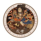 トラベルステッカー 忍者・忍 TS05