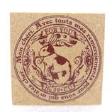 東京アンティーク B3535 ウサギノアイサツ
