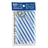 QQ 救急トイレ 2L用 524060 ブルーストライプ│防災用品 救急箱