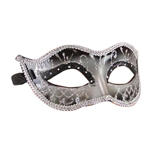ベネチアンマスク フェアリー 60517 ブラック