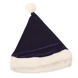 【クリスマス】Patymo サンタ帽子 パープル