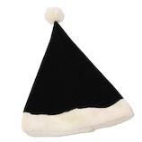 【クリスマス】Patymo サンタ帽子 ブラック