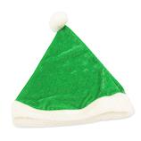 【クリスマス】Patymo サンタ帽子 グリーン