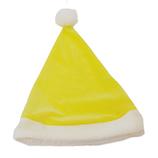 【クリスマス】Patymo サンタ帽子 イエロー
