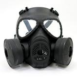 UNITON ガスマスク ブラック