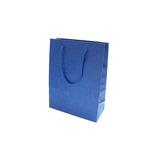 インディゴ PC141 レザリーバッグ M ブルー