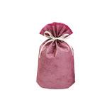 <東急ハンズ> 上品な光沢の巾着型ギフトバッグ インディゴ PG188 クラッシーバッグSS WI画像