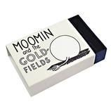 <東急ハンズ> ムーミンのミニサイズボックスです。 インディゴ ミニマムケース MB306 ヒップ&テール画像