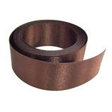 インディゴ サテンリボン 24mm PR678 06CHO チョコレート│ラッピング用品 リボン