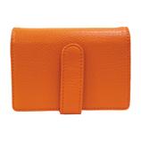 シェリー 磁気シールドカードケース オレンジ