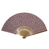 宝扇堂 紳士セット トンボ 紫
