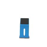 KINZOKUOH Flow SMS ブルー│収納・クローゼット用品 携帯・スマホスタンド