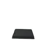 KINZOKUOH Flow ノートpcスタンド 20mm ブラック│収納・クローゼット用品 携帯・スマホスタンド
