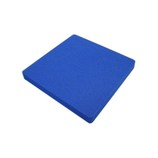 EVAスポンジ 10角板 ブルー
