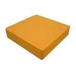 EVAスポンジ 20角板 オレンジ