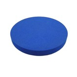 EVAスポンジ円板 100×10mm ブルー