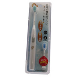 Ptnano manmou プラチナナノ音波電動歯ブラシ電池式 PTN557-W│オーラルケア・デンタルケア 電動歯ブラシ